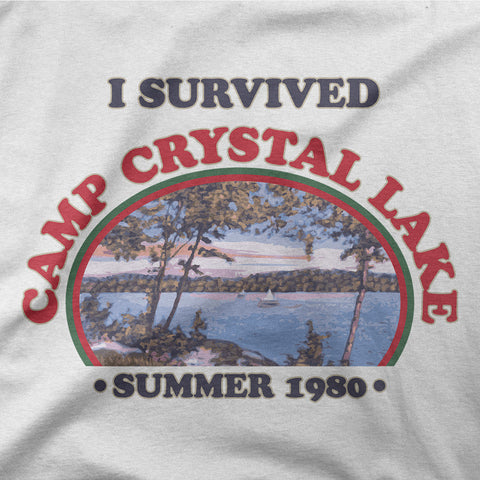 Camp Crystal Lake - CD Universe Apparel