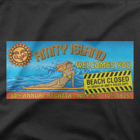 Amity Island - CD Universe Apparel