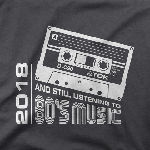 80's Music 2018 - CD Universe Apparel