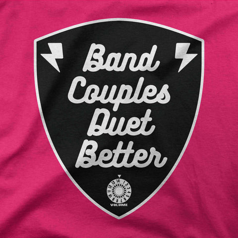 Band Couples Duet Better - CD Universe Apparel