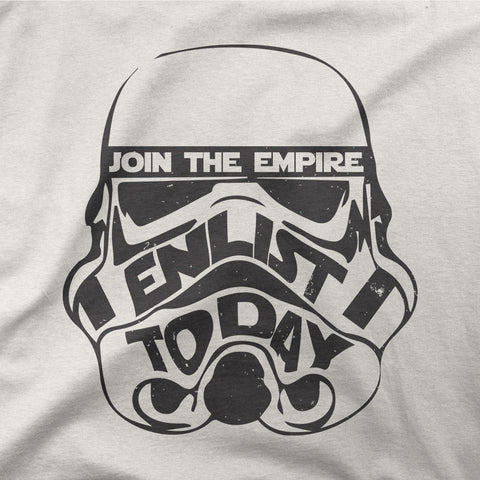 Join the Empire - Enlist today - CD Universe Apparel
