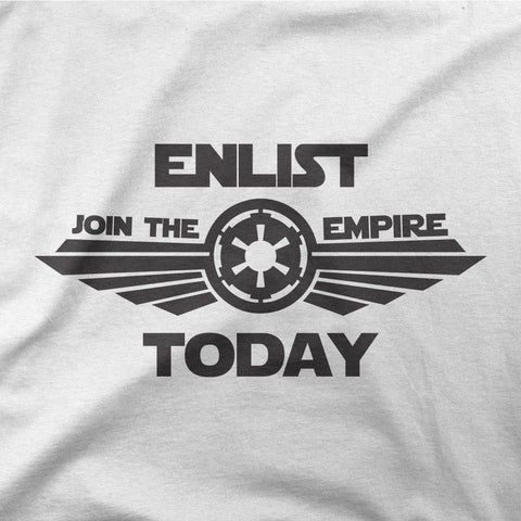 Enlist today - CD Universe Apparel