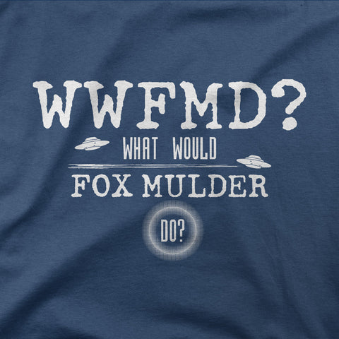 What would Fox Mulder do?
