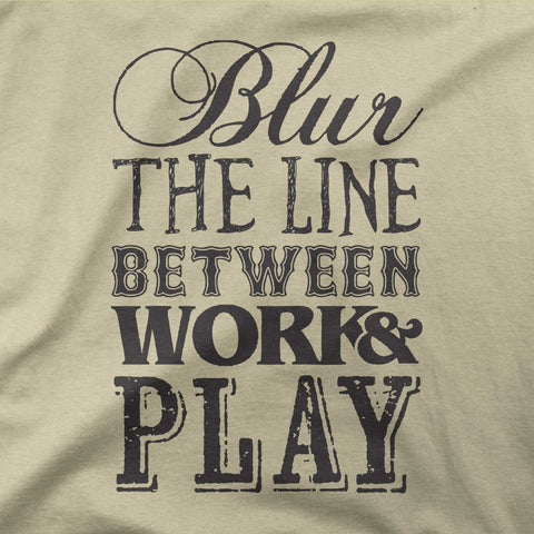 Blur the line between work & play - CD Universe Apparel