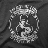Bruce Lee - Expectations - CD Universe Apparel