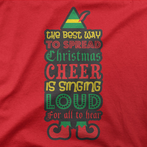 Elf Christmas Cheer - CD Universe Apparel