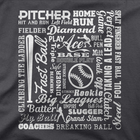 Baseball Lingo - CD Universe Apparel