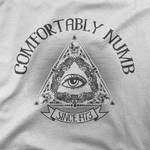 Comfortably Numb - CD Universe Apparel