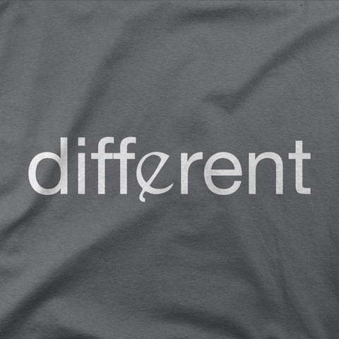 Different - CD Universe Apparel