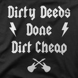 Dirty Deeds - CD Universe Apparel