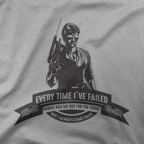 Every time I've failed - CD Universe Apparel