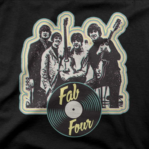 Fab Four - The Beatles - CD Universe Apparel