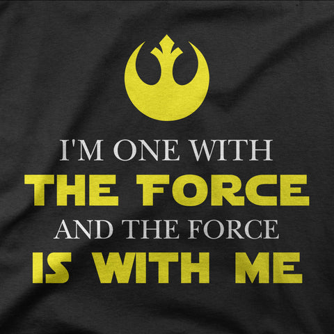 I'm One With the Force - CD Universe Apparel