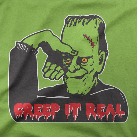 Creep it real - CD Universe Apparel