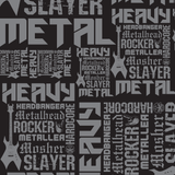 Heavy Metal Collage - CD Universe Apparel