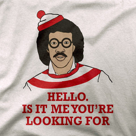 Hello. Is it me you're looking for? - CD Universe Apparel