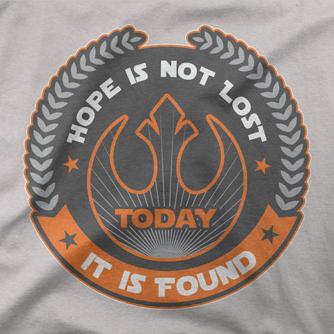 Hope is not lost today, it is found! - CD Universe Apparel