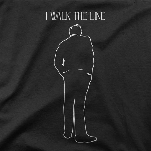 I walk the line - CD Universe Apparel