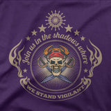 Join us in the shadows where we stand vigilant - CD Universe Apparel