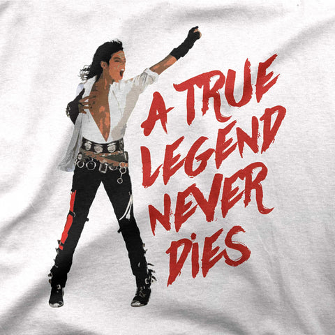 A True Legend Never Dies - CD Universe Apparel