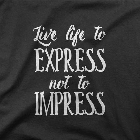 Express to Impress - CD Universe Apparel