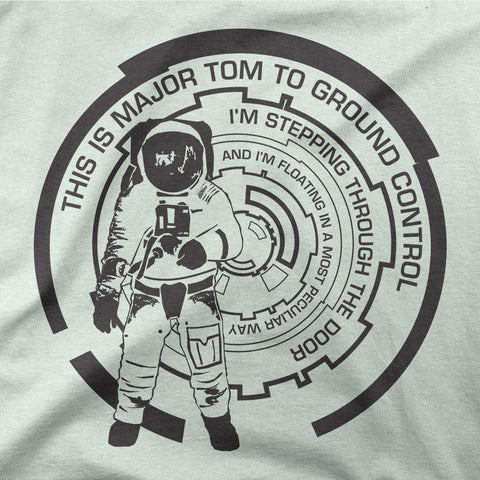 Major Tom to ground control - CD Universe Apparel