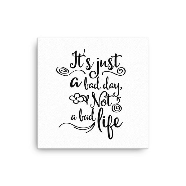 It's a bad day not life - CD Universe Apparel