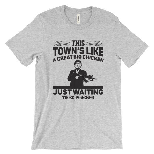 Town like a great big chicken - CD Universe Apparel