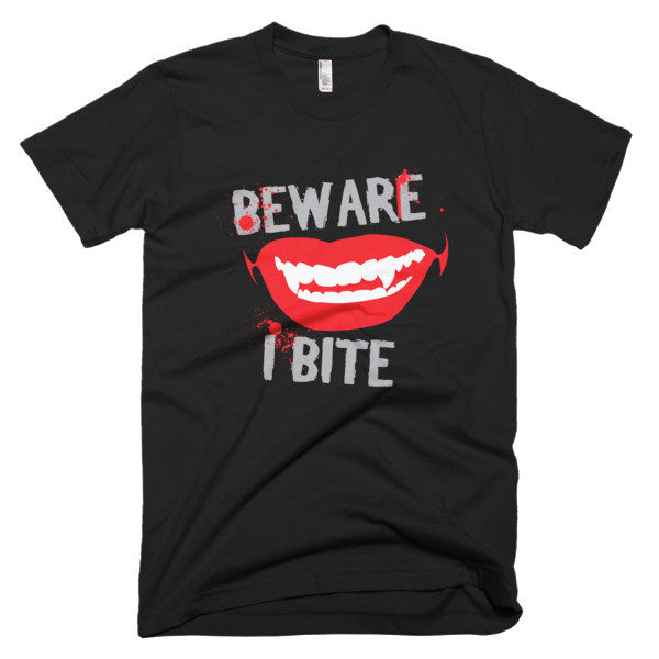 Beware I bite - CD Universe Apparel