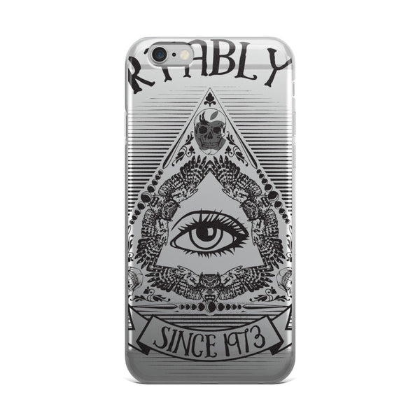 Comfortably Numb Phone Case - CD Universe Apparel