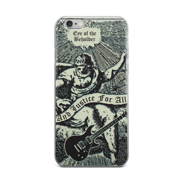 Justice for All Phone Case - CD Universe Apparel
