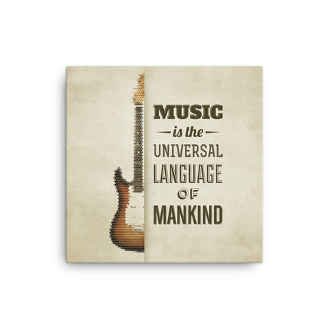 Music is Universal language