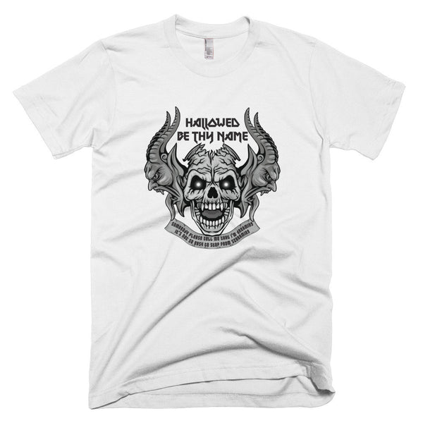 Hallowed Be Thy Name - CD Universe Apparel