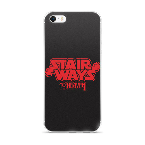 Stair Ways To Heaven Phone Case