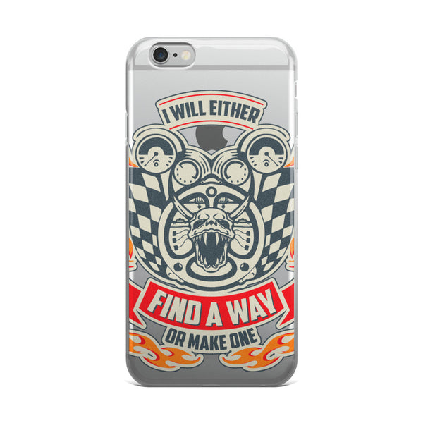 Find a Way Phone Case - CD Universe Apparel