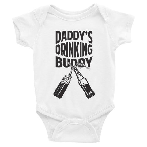 Daddy's drinking buddy - CD Universe Apparel