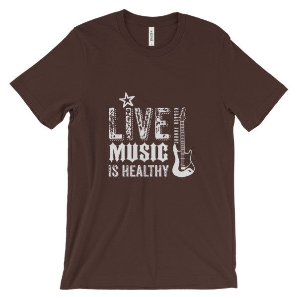Live music - CD Universe Apparel