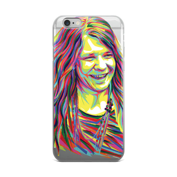 Janis Psychedelic Phone Case - CD Universe Apparel