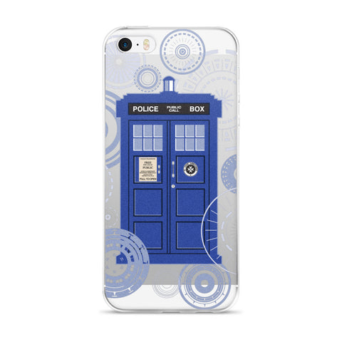 Dr. Who Phone Case - CD Universe Apparel