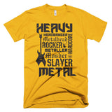 Heavy metal slayer - CD Universe Apparel