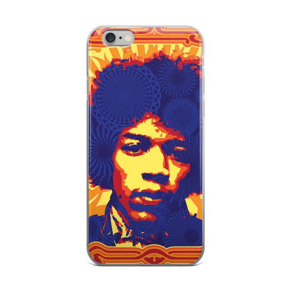 Jimi Hendrix Phone Case - CD Universe Apparel