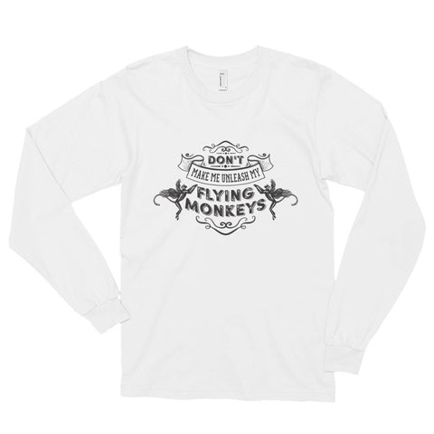 Beware of flying monkeys - CD Universe Apparel