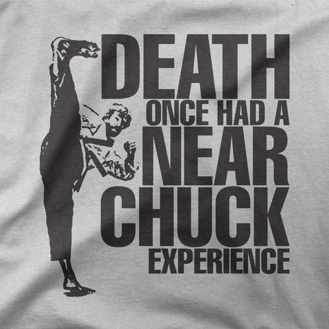 Chuck Norris - Death once had a near Chuck experience - CD Universe Apparel