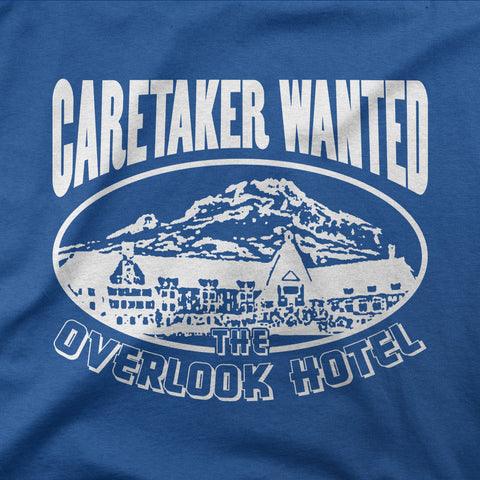 Caretaker wanted - CD Universe Apparel
