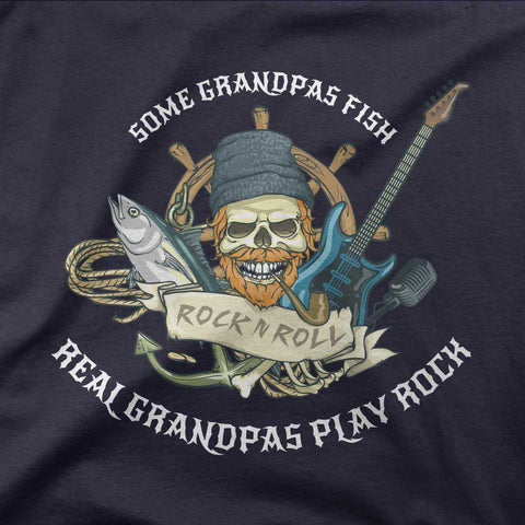 Real grandpas rock!