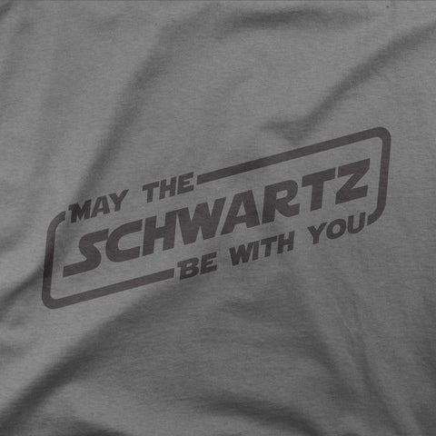 May the schwartz be with you - CD Universe Apparel