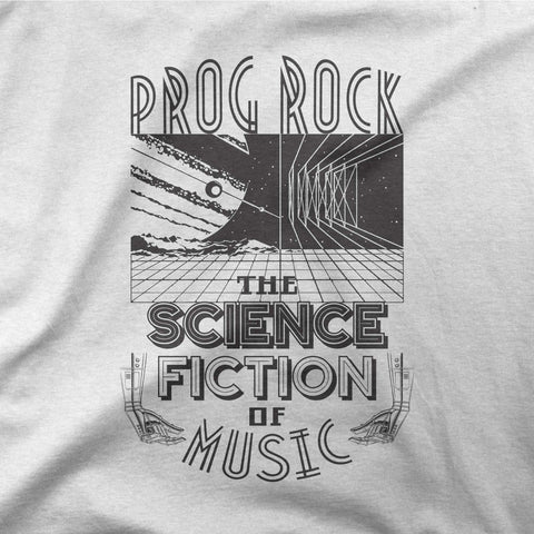 Prog rock scifi of music