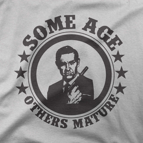 James Bond - Some age, others mature - CD Universe Apparel