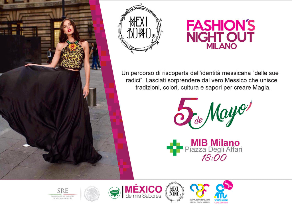 FASHION'S NIGHT OUT MILANO. Vo.1       COMUNICATO STAMPA