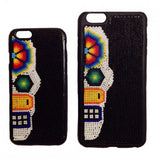 Calavera White Cell Phone Case